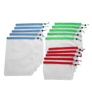 Reusable Mesh Bags