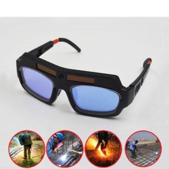 Solar Auto Darkening Welding Glasses